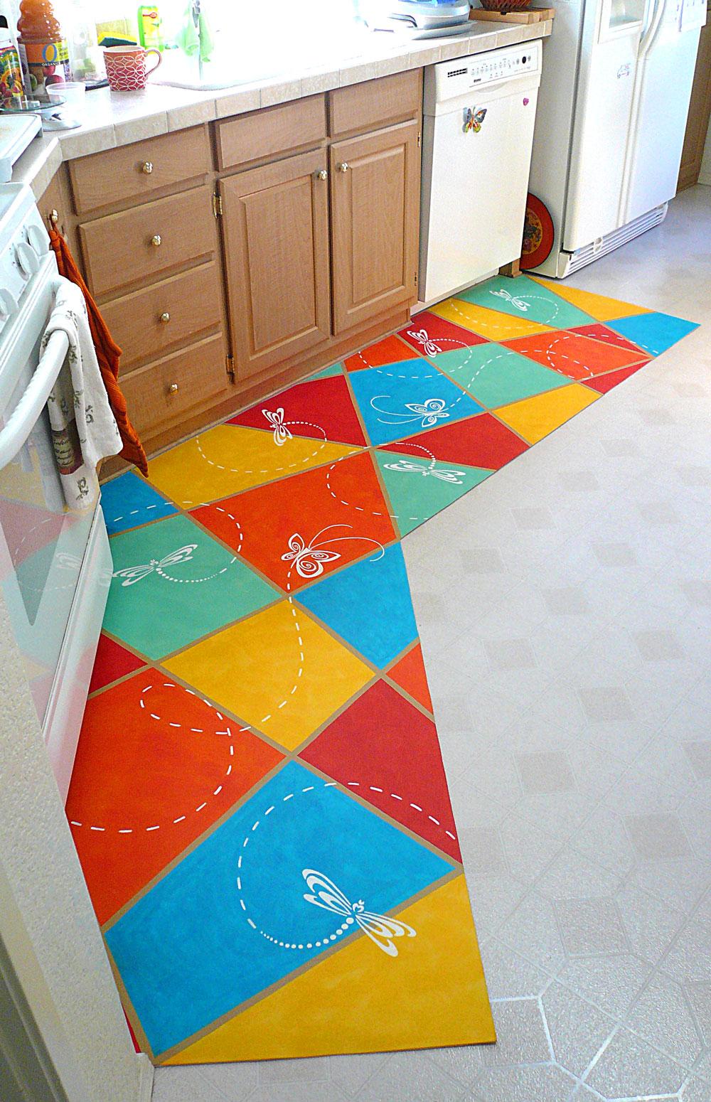 Floor Mat Studio K Blog