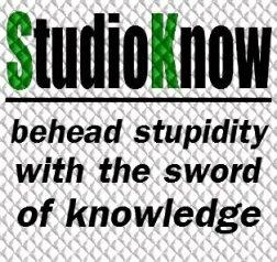 behead stupidity