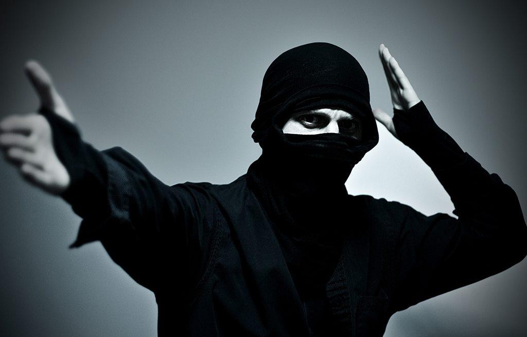 Ninja hand signs and kuji-in seals