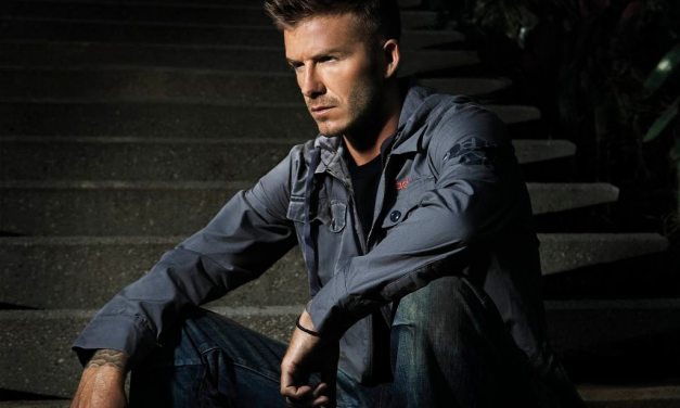 Is David Beckham Gay?
