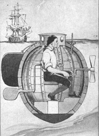 First females on submarines