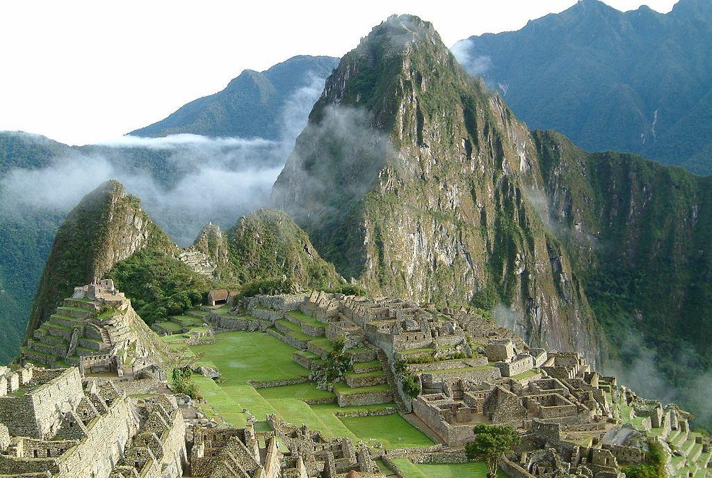 Fun facts about Peru: Machu Picchu