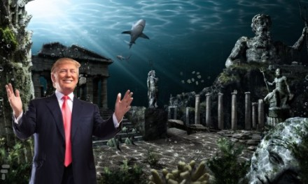 Donald Trump and the Isolation of Atlantis: The World Reacts