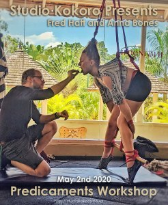 Studio Kokoro present Fred Hatt and Anna Bones Predicaments