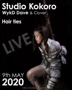 Studio Kokoro WykD Dave & Clover Hair Ties