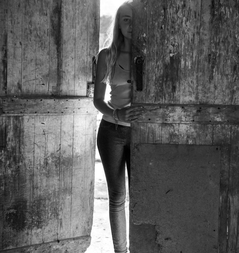 Portraits d'adolescents