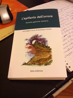 L'epifania dell'orrore - Giuseppe Ceddìa