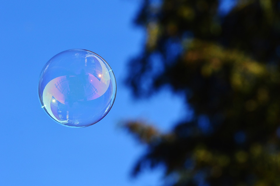La bolla e cos'è per me
