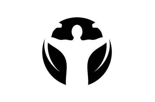 Negative Space, projekt logo dla Bartłomieja Wojewódzkiego.