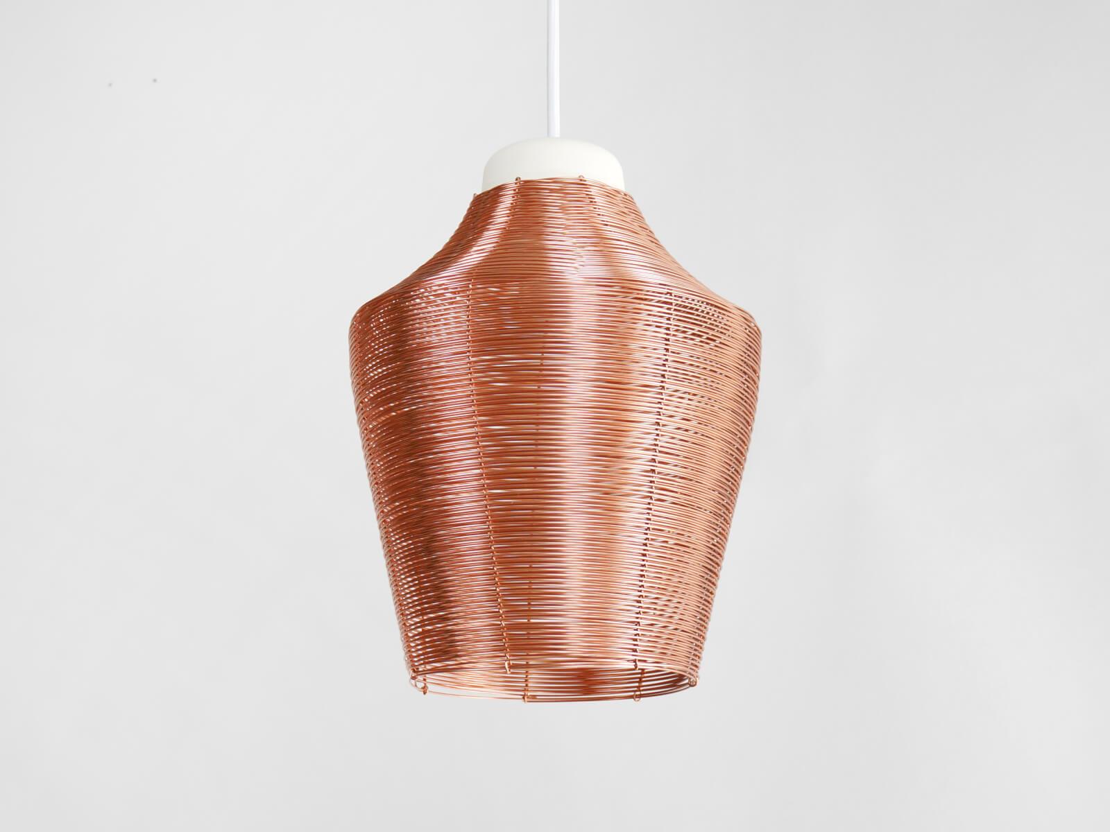 Copper pendant lamp studio lorier aloadofball Choice Image