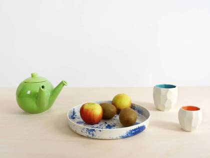 Lots of diversity in our tableware pieces #2017
