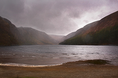 Glendalough_Ireland © 2014 Lucy Mathews Heegaard