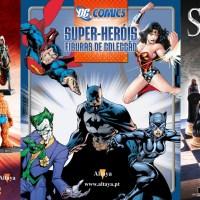 Altaya e Planeta DeAgostini, lançam miniaturas de chumbo de personagens da Marvel, DC Comics & Senhor dos Anéis