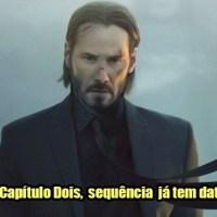 """John Wick: Capítulo Dois, sequência de """"De Volta ao Jogo"""" já tem data de estreia"""