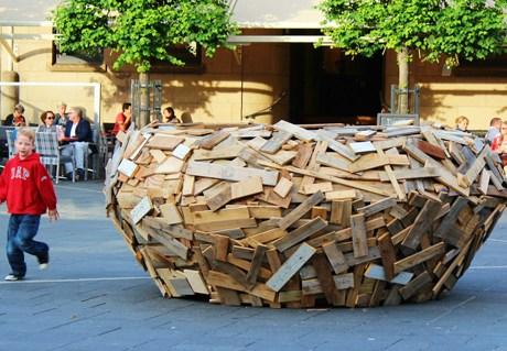 Urban Picknick Nest