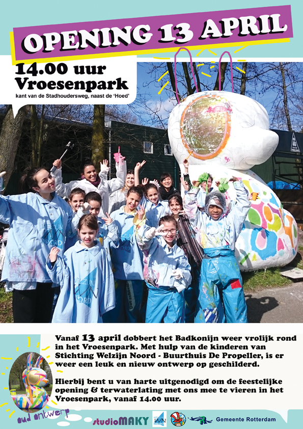 WEB Poster Badkonijn 2016