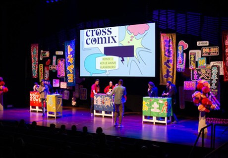 Tokyayo Game Show- Cross Comix Rotterdam