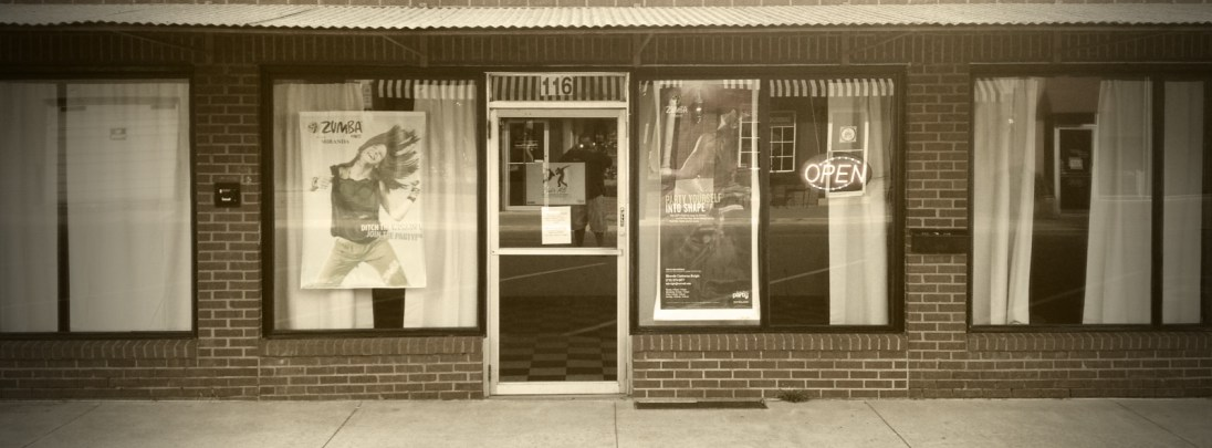 Old studio location..