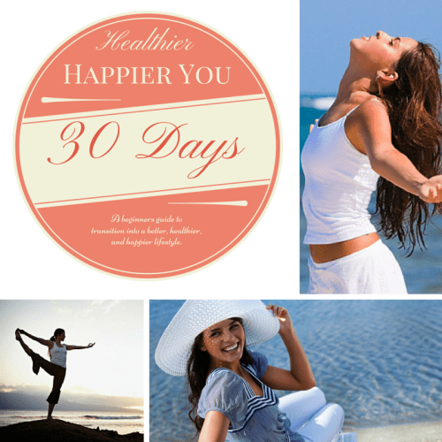 30 Days Healthier You