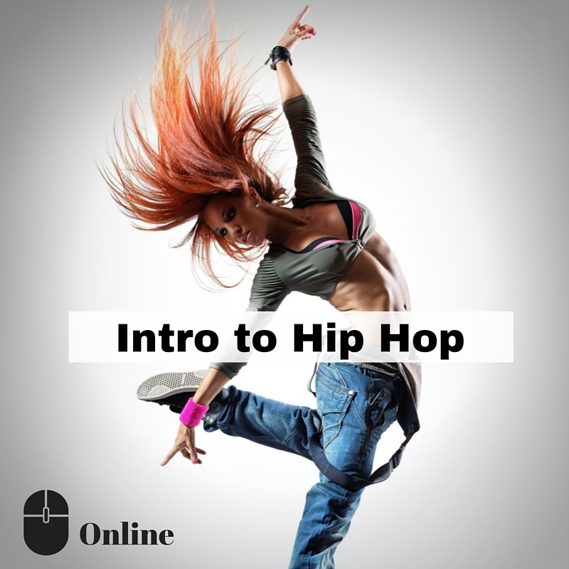 Intro to Hip Hop (online)