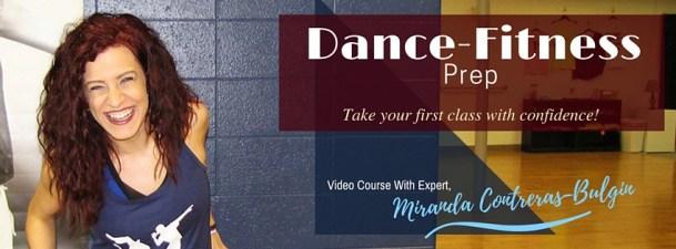 Dance Prep video course with Miranda