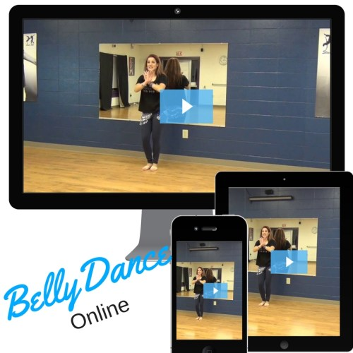 belly dance online