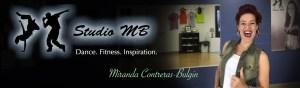 Studio MB - Dance Fitness inspiration - Miranda Contreras-Bulgin