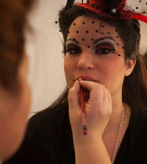 Model: Annelies Leonard