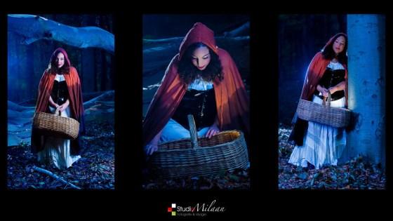 Model: Karina Coffiel Fotograaf: Jacques Eding