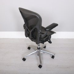 Posturefit Chair Posture Right Herman Miller Exec Aeron Studiomodern