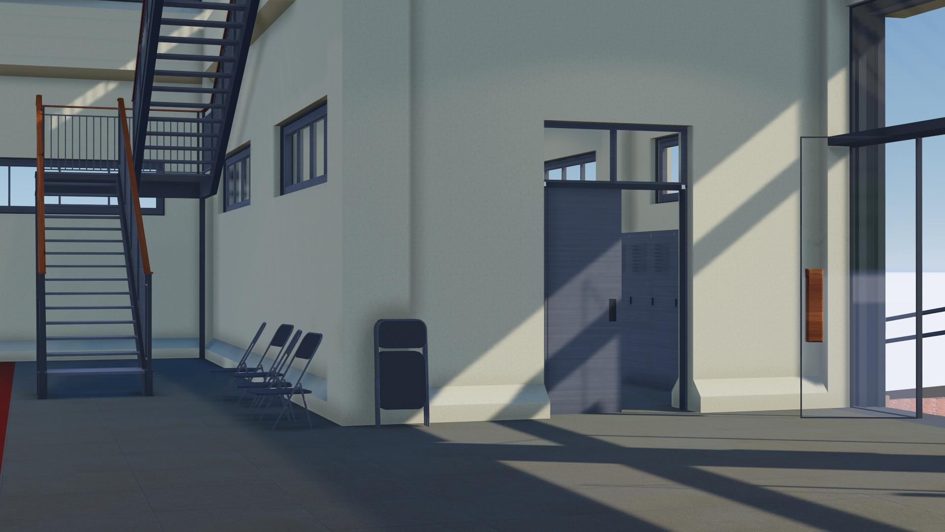 Sketchup  Studio Mugenjohncel