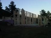 2012.12.06. Brandt Exterior View - Sunroom - South Elevation