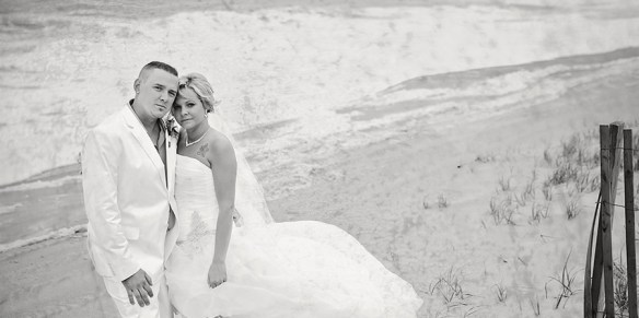 wedding_couple_beach_portrait_outer_banks_NC