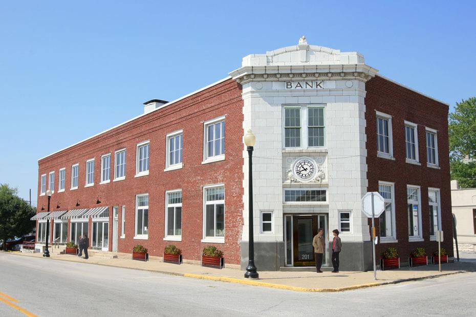 Historic Bank Preservation