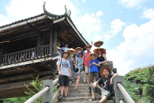 Studio Nong at Sanjiang Village 2013