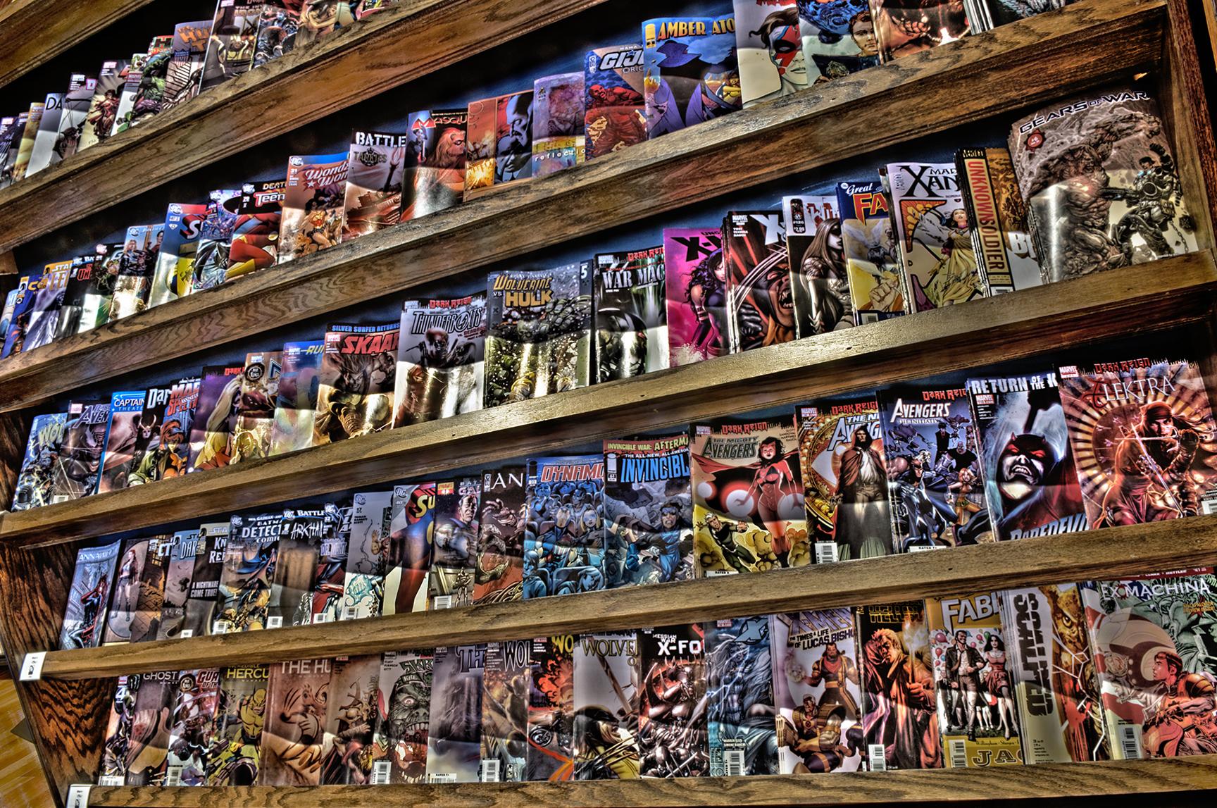 Comic Heaven