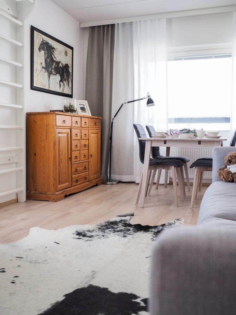 Pienen kodin kalustus, Lahti