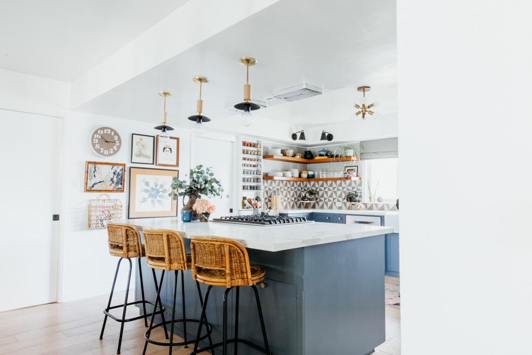 Kitchen One Room Challenge Week 6 Studio Plumb