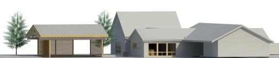 Basic rendering of exterior.