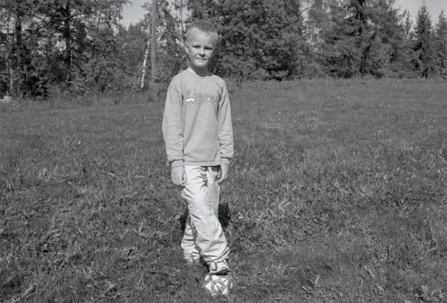 Footballer / Finland 2004