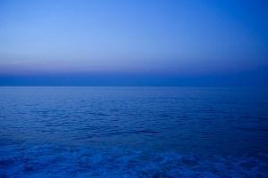 Kumano Sea scape