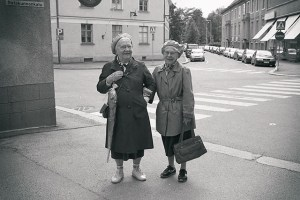 Grandmother cell, Tampere Finland 2004