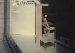 kimmo ojaniemi Helsinki 2003