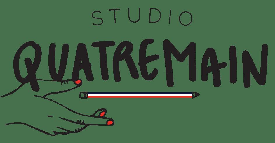 Logo du Studio Quatremain