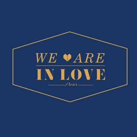 Un coffret luxueux : We are in love