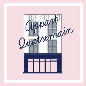 Un espace de coworking : Appart Quatremain