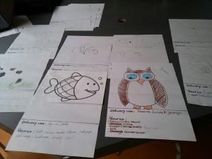 ontwerpen start