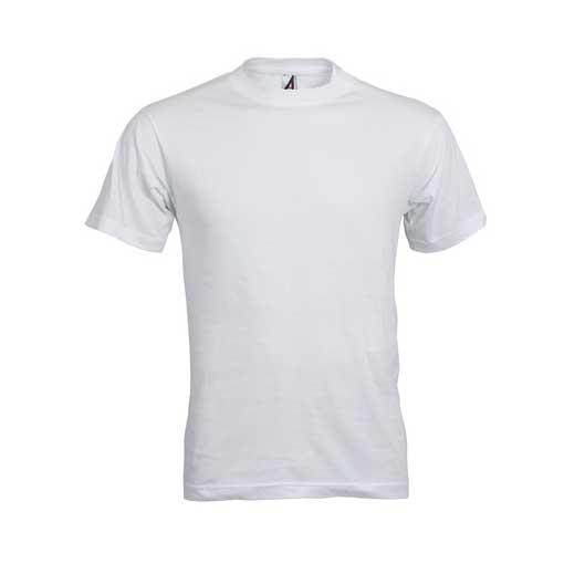 T-shirt junior Ale bianca