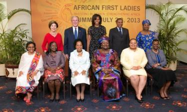 First Ladies Picture 2013