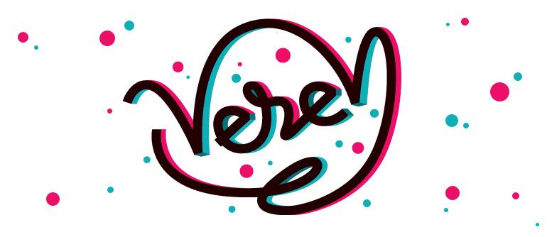 Logo negozio online accessori VereV